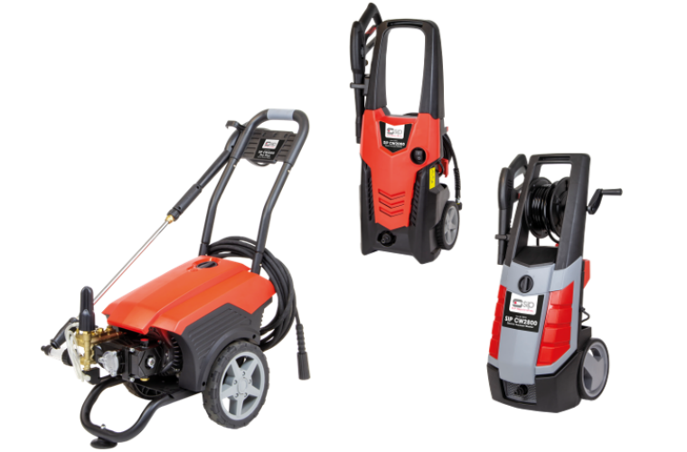 SIP reveals new pressure washer additions to range