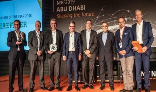 Schaeffler named International Supplier of the Year by Nexus
