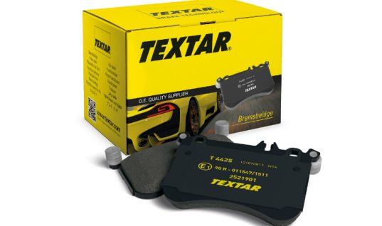Audi brake pad references added to aftermarket range by Textar