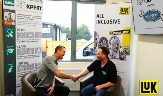 Garage now able to offer 'complete service' after double clutch systems training session