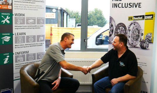 LuK double clutch training means we're no longer refusing work, says Birmingham garage