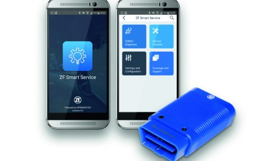 ZF looking to spread next generation mobility message at Automechanika, UK
