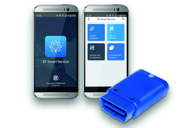 ZF looking to spread next generation mobility message at