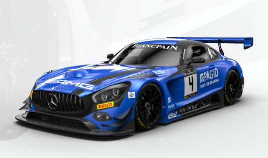 Silver champions Black Falcon step up to PRO class in Blancpain with Pagid backing