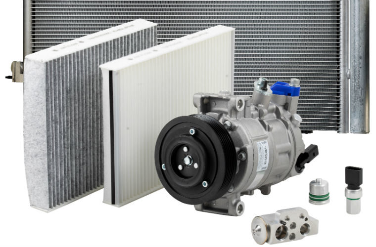 Delphi Technologies adds over 900 new applications to air conditioning range
