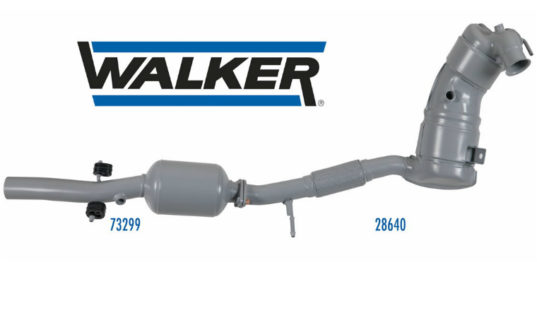 Replacement SCR system for 2016 Ford Transit released to aftermarket by Tenneco