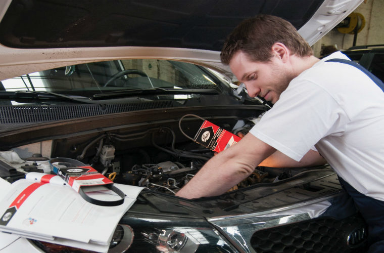 'TechPartner' initiative to improve garages' drive systems maintenance practices