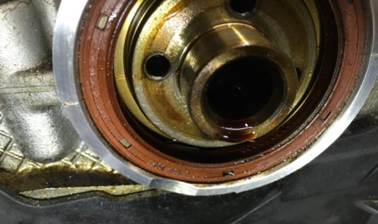 What to consider when using oil additives and changing seals