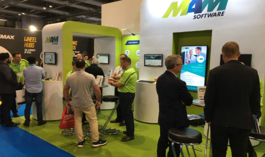 Latest business management innovations to be showcased by MAM at Automechanika