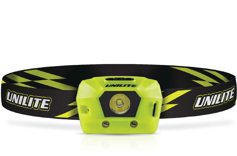 Win a Unilite USB head torch in this prize draw