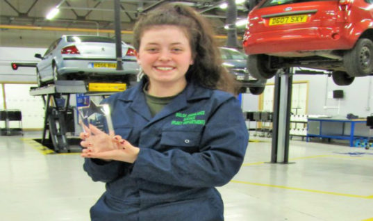 Young mechanic defeats stiff opposition to win national skills competition
