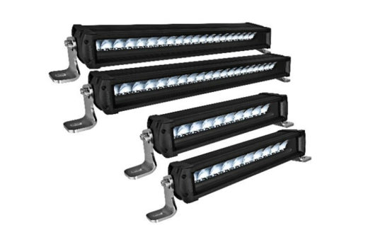 Industry-dedicated LED driving and working lights released to support safer work
