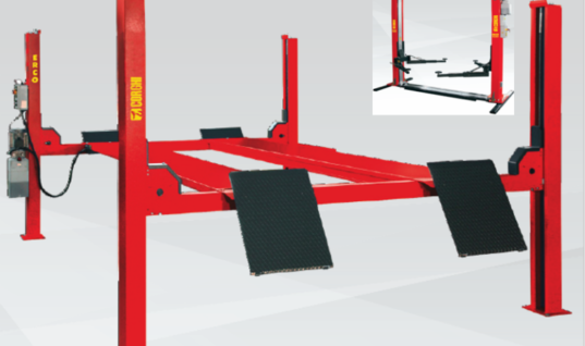Corghi two and four-post lift deals from REMA TIP TOP