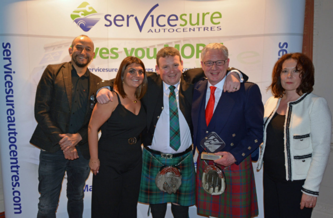 Servicesure Autocentre of the Year Award winner announced