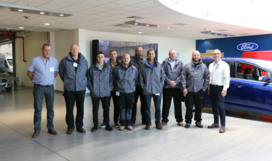 5,000 days' worth of automotive industry revenue saved by technician temp programme