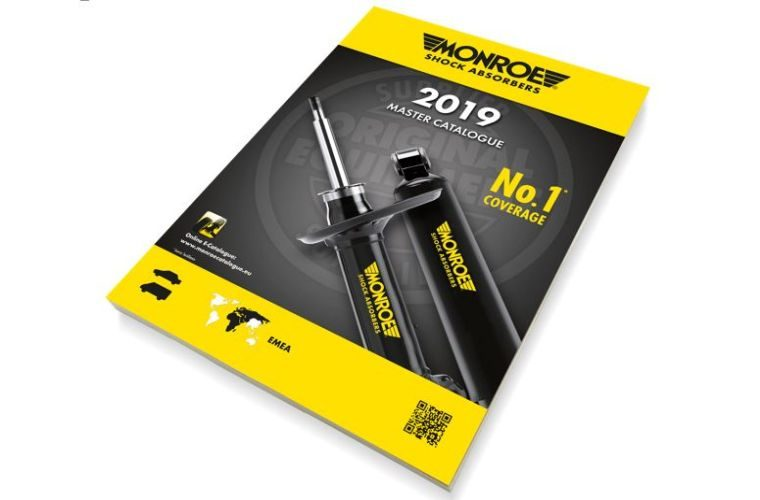 Tenneco issues new Monroe shock absorber catalogue for light vehicles