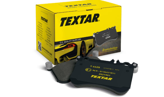 Latest-to-range Audi A1 pads launched by Textar
