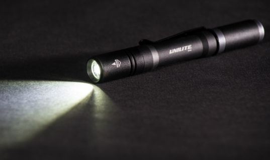 """""""Portable"""" and """"accessible"""" penlight for technicians available with Unilite"""