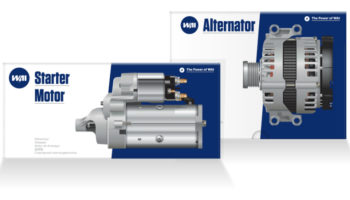 Latest alternators for Mercedes, Mitsubishi and Dacia launched to market