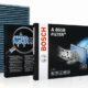 Get double eXtra points on Bosch filters for limited time