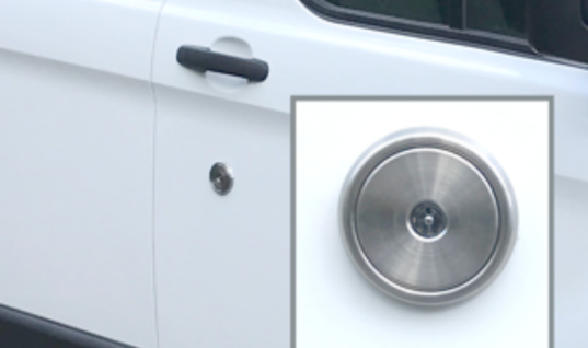 Ford Transit replacement locks from Hickleys