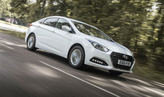 Blue Print highlights range coverage for Hyundai i40