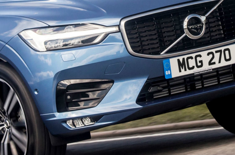 Volvo recalls 70,000 UK cars over fire risk