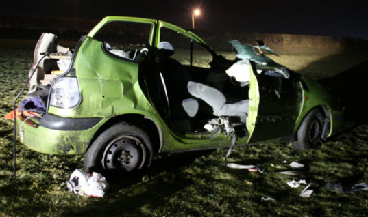 Vehicle defects blamed for more than 1,500 crashes a year