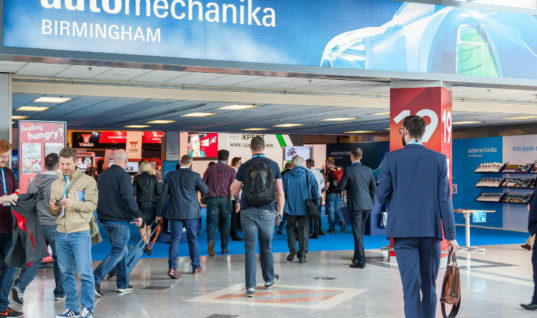 Everything you need to know about Automechanika Birmingham 2019