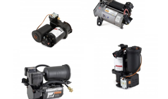 Arnott highlights air compressor range