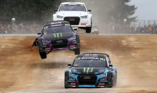 KYB-sponsored Bakkerud makes another podium appearance