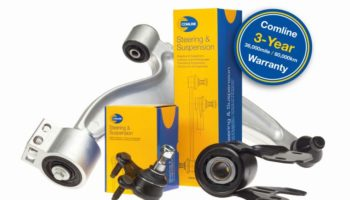 BMW X5 and X6 control arms named Comline's 'part of the month'