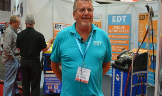 EDT Automotive set to replicate last year's Automechanika success