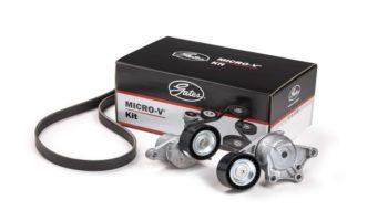 Gates adds new accessory belt kits to Micro-V range