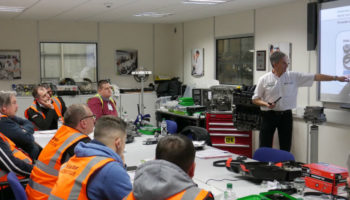 REPXPERT INA and FAG training day gets 10/10 rating