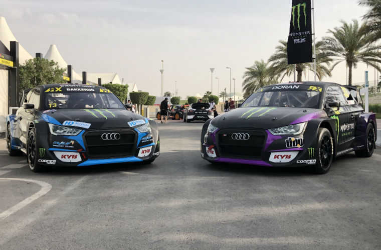 KYB continues support in World Rallycross - Garagewire