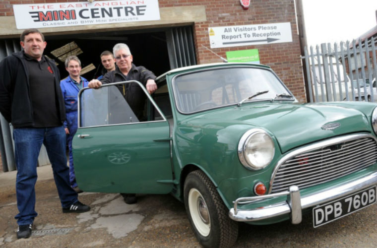 """Increasing costs and mounting debts"" sees family-run Ipswich garage close"