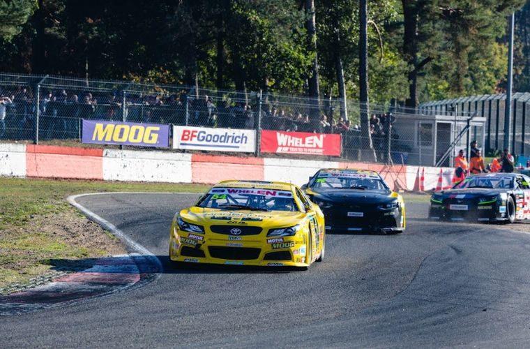 NASCAR Whelen Euro Series welcomes Monroe as sponsor