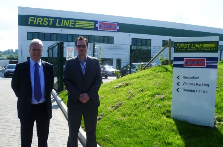 First Line continues growth with warehouse extension
