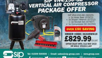 Exclusive SIP compressor deal for GW readers