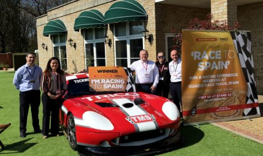 Three chances left to join A1 members at TRICO's 'Race to Spain'
