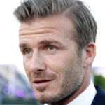 David Beckham banned from driving after using phone behind the wheel
