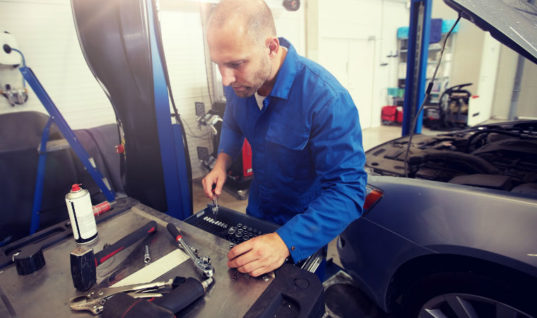 New MOT garage manager security checks to be introduced