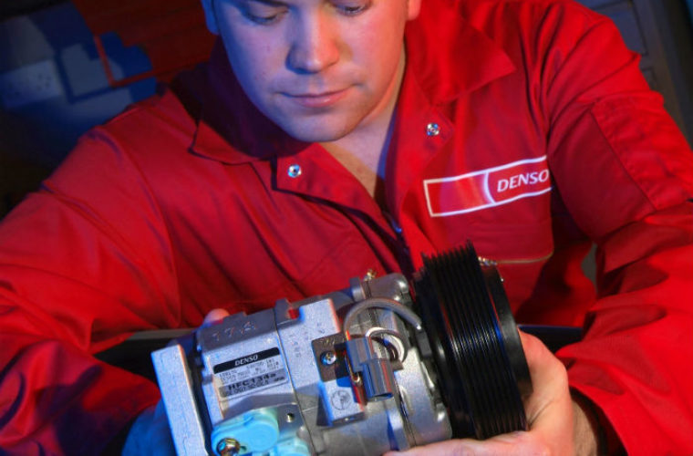DENSO announces further webinar dates