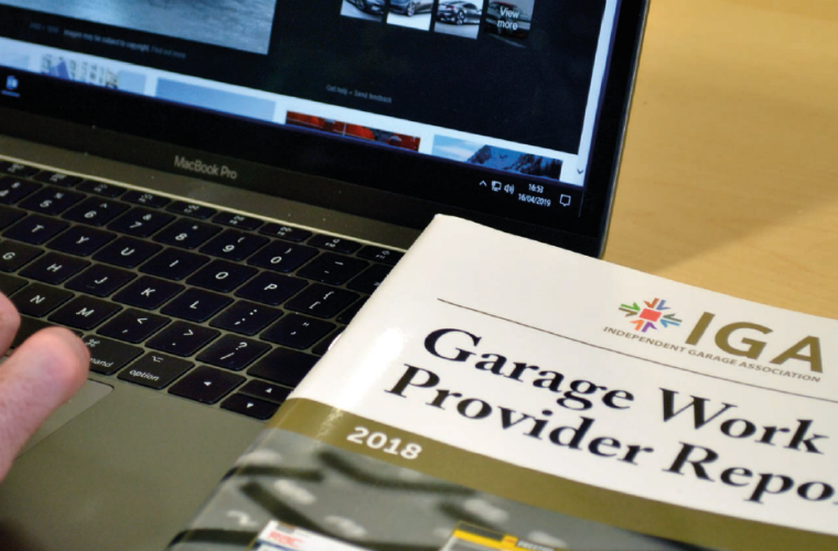Trade body urges garages to engage directly with customers in latest Work Provider Report