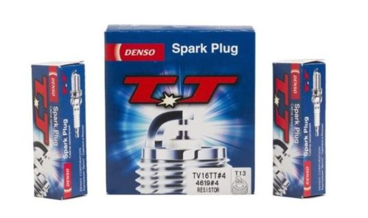 DENSO celebrates 10 years of TT spark plug technology