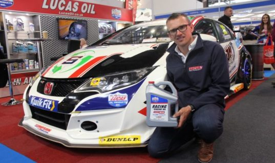 Lucas Oil reports on successful Automechanika debut