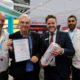 Launch UK named stand award winner at Automechanika