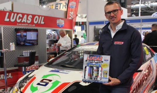 Clean start plan at BTCC for Lucas Oil's Matt Simpson