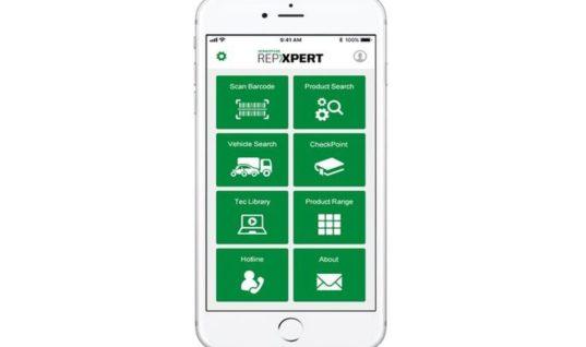 Schaeffler unveils REPXPERT app